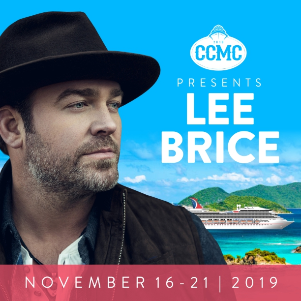 Carolina Country Music Cruise is proud to present Lee Brice!