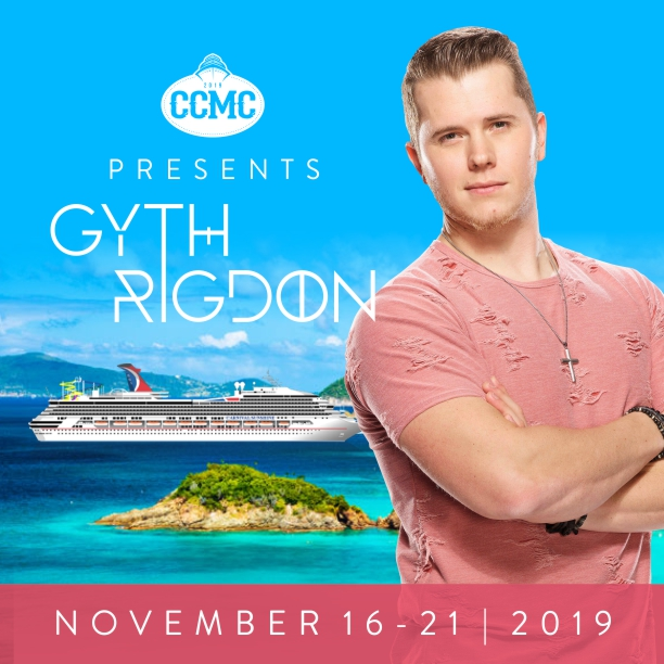 Carolina Country Music Cruise is proud to present Gyth Rigdon!