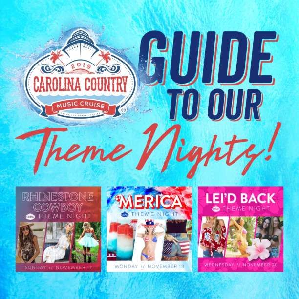 Guide To Our Theme Nights!
