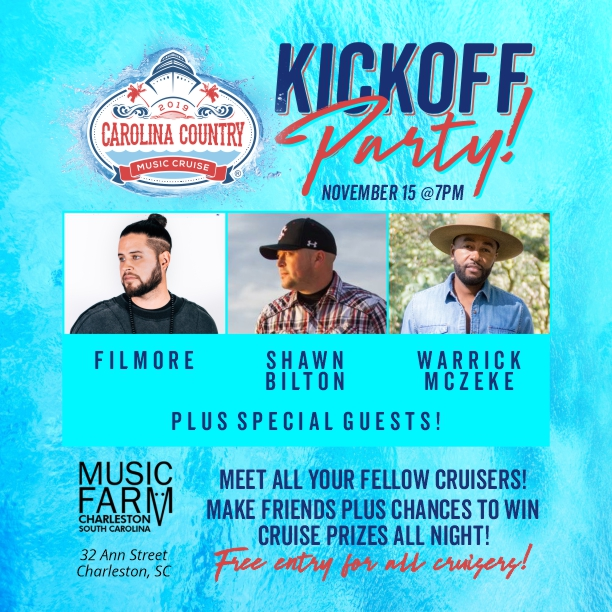 Claim Your Tickets to the Kick-Off Concert!