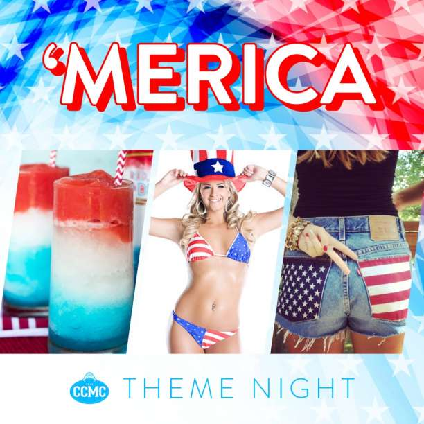 'MERICA Theme Night!
