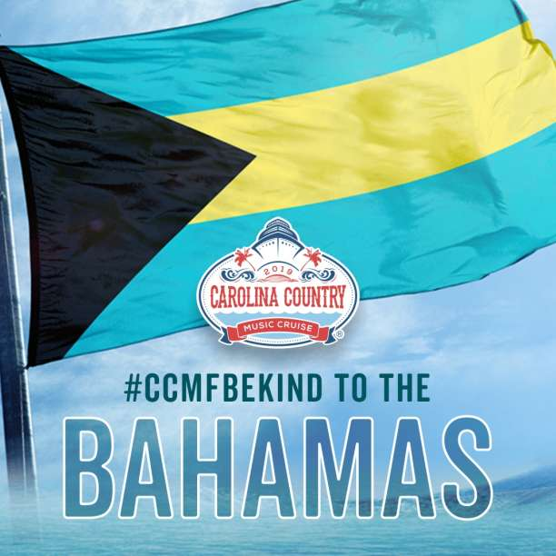 #CCMFBeKind to the Bahamas!